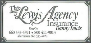 The Lewis Agency Insurance logo